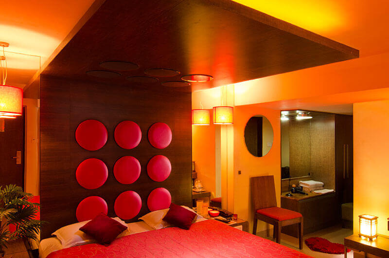 Book Honeymoon Suite at Hotel Millennium Park, Panchgani
